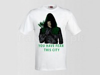 Fear Graphic T-Shirt in Pakistan