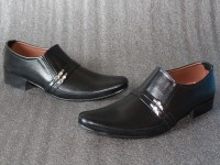 Stylish Black Formal Shoes For Men Price in Pakistan