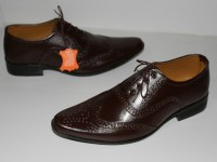 Men's Lace-Up Dark Brown Formal Shoes Price in Pakistan