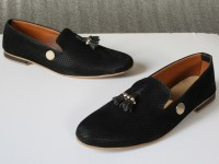 Stylish Black Formal Loafer Shoes Price in Pakistan
