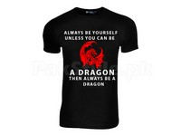 Dragon Graphic T-Shirt in Pakistan