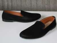 Stylish Men's Black Loafer Shoes Price in Pakistan