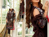 Al-Zohaib Anum Lawn 2018 with Lawn Dupatta 02-B Price in Pakistan