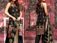 Al-Zohaib Anum Lawn 2018 with Lawn Dupatta 03-A Price in Pakistan