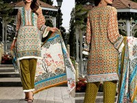 Al-Zohaib Anum Lawn 2018 with Lawn Dupatta 07-A Price in Pakistan