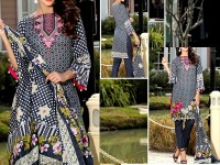 Al-Zohaib Anum Lawn 2018 with Lawn Dupatta 10-A Price in Pakistan