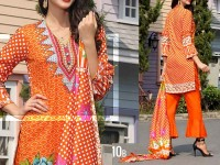 Al-Zohaib Anum Lawn 2018 with Lawn Dupatta 10-B Price in Pakistan