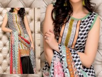 ZS Textile RangReza Lawn 2018 ZS-12A Price in Pakistan