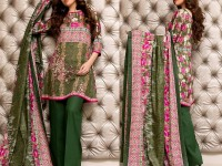 ZS Textile RangReza Lawn 2018 ZS-16A Price in Pakistan