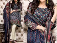 ZS Textile RangReza Lawn 2018 ZS-17A Price in Pakistan