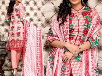 ZS Textile RangReza Lawn 2018 ZS-18A Price in Pakistan