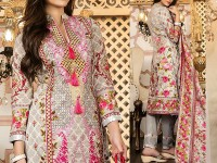 Mehariya Embroidered Lawn Dress MP-02A Price in Pakistan