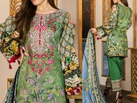 Mehariya Embroidered Lawn Dress MP-05B Price in Pakistan