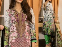 Mehariya Embroidered Lawn Dress MP-06B Price in Pakistan