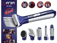 6 In 1 Gemei Professional Hot Air Styler GM-4834