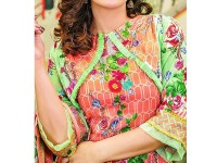 Rashid Classic Lawn 2018 with Lawn Dupatta 201-A Price in Pakistan