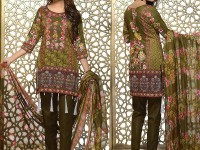 Rashid Classic Lawn 2018 with Lawn Dupatta 204-B Price in Pakistan