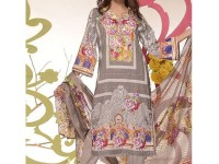 Rashid Classic Lawn 2018 with Lawn Dupatta 210-C Price in Pakistan