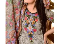 Rashid Classic Lawn 2018 with Lawn Dupatta 214-A Price in Pakistan