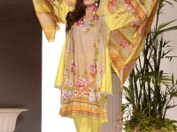 Rashid Classic Lawn 2018 with Lawn Dupatta 217-B Price in Pakistan