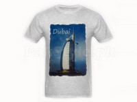 Dubai Graphic T-Shirt in Pakistan