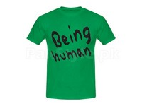 Being Human Graphic T-Shirt in Pakistan