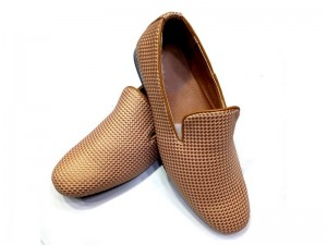 Dotted Pattern Men's Formal Loafers Price in Pakistan