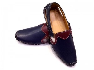 Navy Blue Formal Loafer Shoes Price in Pakistan