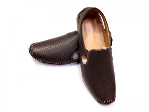 Comfortable Dark Brown Loafer Shoes Price in Pakistan