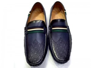 Pattern Design Formal Loafer Shoes Price in Pakistan