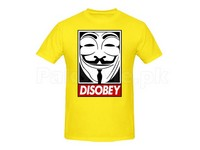 Disobey Graphic T-Shirt in Pakistan