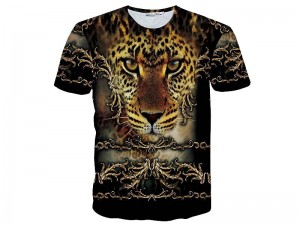 Imported China Fabric Digital Print T-Shirt Price in Pakistan