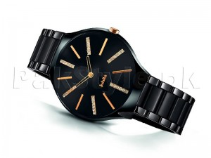 Men's Black Jubile Ceramic Watch Price in Pakistan