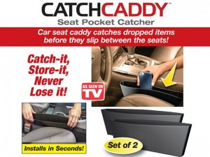 Pair of 2 Catch Caddy Seat Pocket Catcher Price in Pakistan