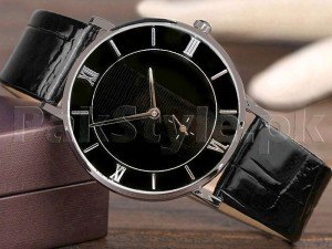 Men's Black Down Second Watch Price in Pakistan