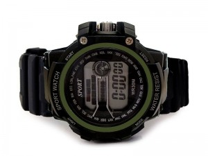 Kids Digital Sports Watch - Green Price in Pakistan