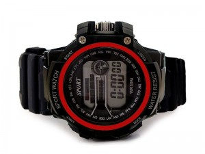 Kids Digital Sports Watch - Red Price in Pakistan