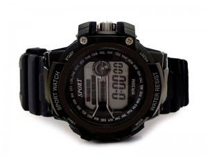 Kids Digital Sports Watch - Black Price in Pakistan