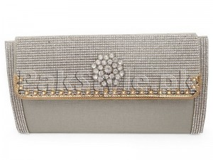 Silver Evening Clutch Bag Price in Pakistan