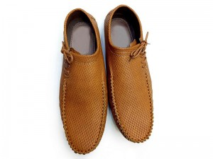 Lace-up Men's Formal Shoes - Brown Price in Pakistan
