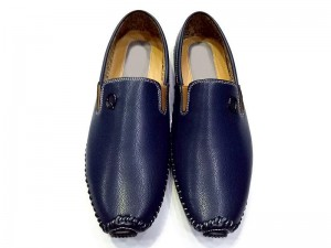 Stylish Navy Blue Formal Loafer Shoes Price in Pakistan