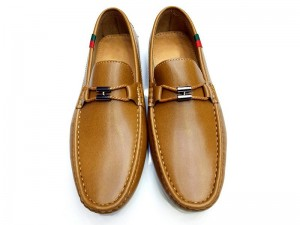 Comfortable Men's Formal Loafer Shoes - Brown Price in Pakistan