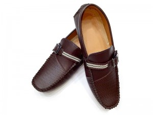 Stylish Brown Formal Loafer Shoes Price in Pakistan