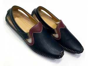 Black Formal Loafer Shoes For Men Price in Pakistan