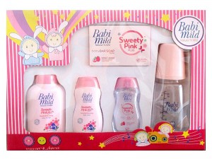 5 Babi Mild Products Gift Set Price in Pakistan