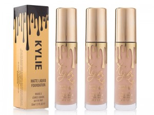 Pack of 3 KYLIE Matte Liquid Foundations Price in Pakistan