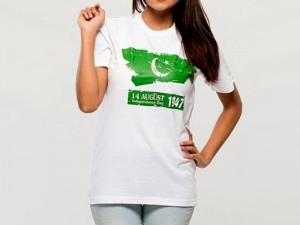 Independence Day T-Shirt For Girls Price in Pakistan