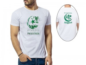Pakistan Independence Day T-Shirt Price in Pakistan
