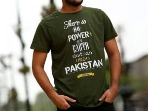 Independence Day Half Sleeves T-Shirt Price in Pakistan