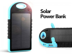 30000mAh Dual USB Solar Power Bank Price in Pakistan